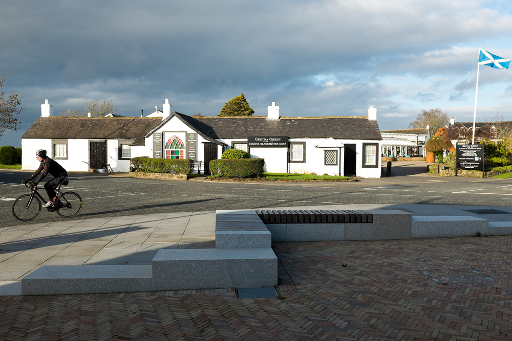 Gretna Green project