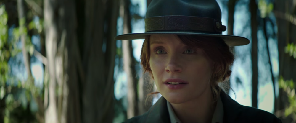 Bryce Dallas Howard as Grace