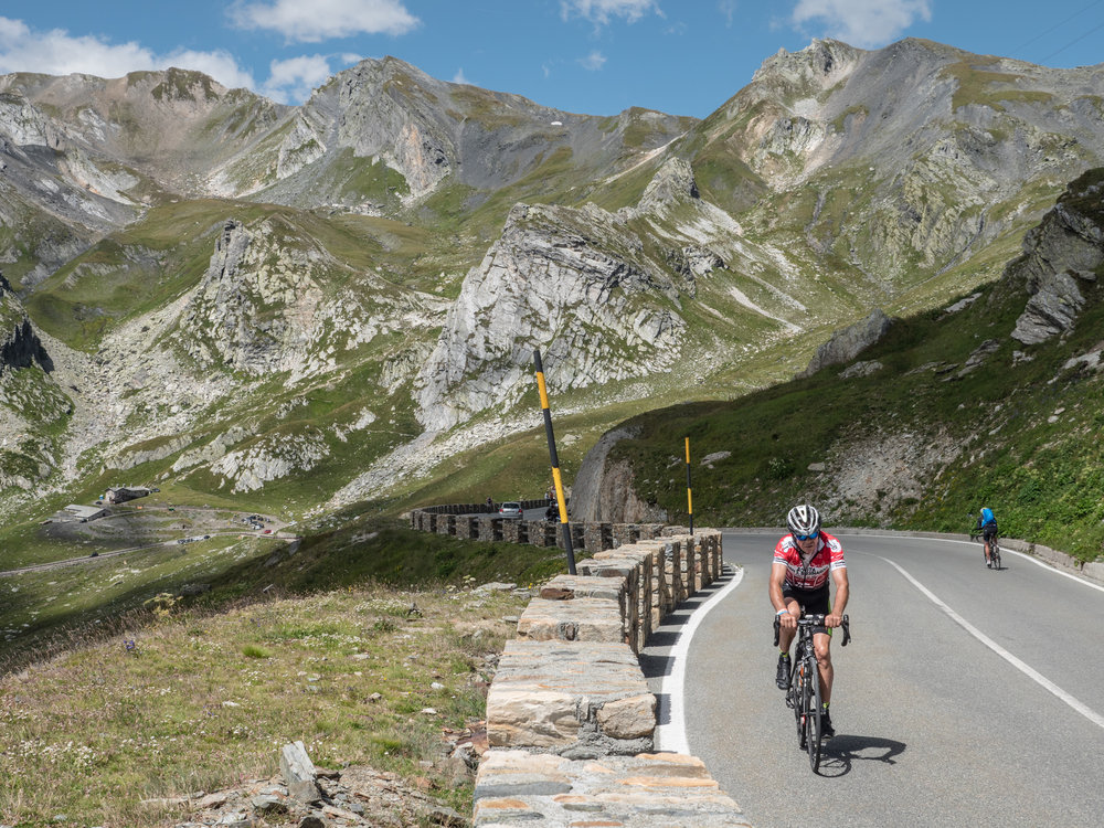 Passo del Gran San Bernardo, Italy 2017