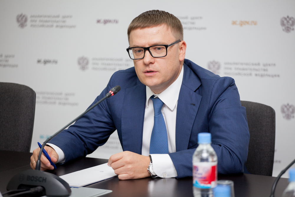 Заместитель министра энергетики РФ Алексей Текслер