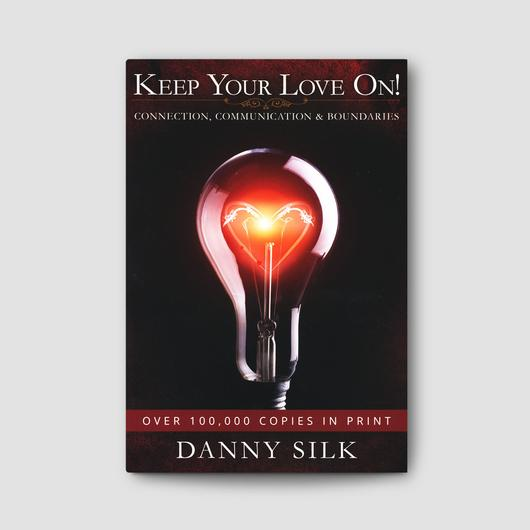 Keep Your Love On - Book
