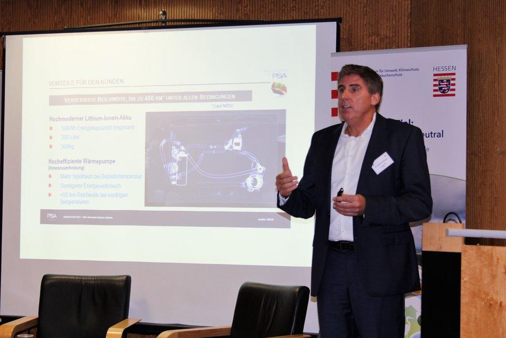 Dr. Wilfried Völsgen, Groupe PSA