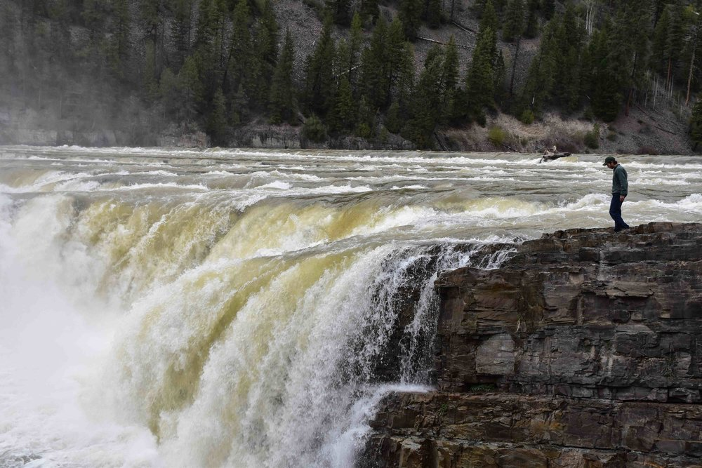 Kootenai Falls, Idaho
