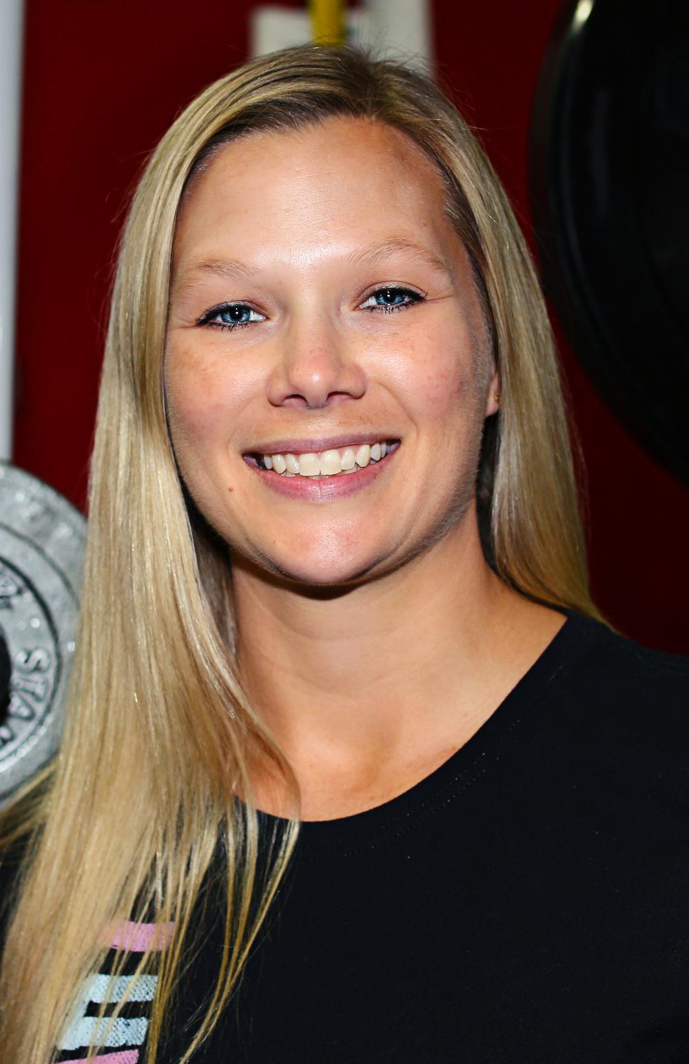 Melanie Polk: Trainer