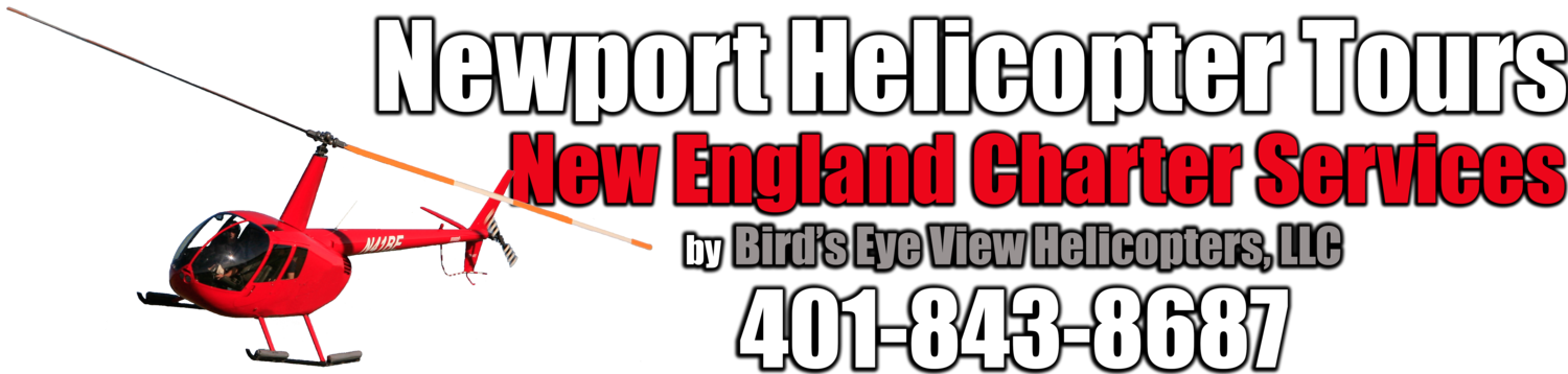 Bird's Eye View Helicopter Tours