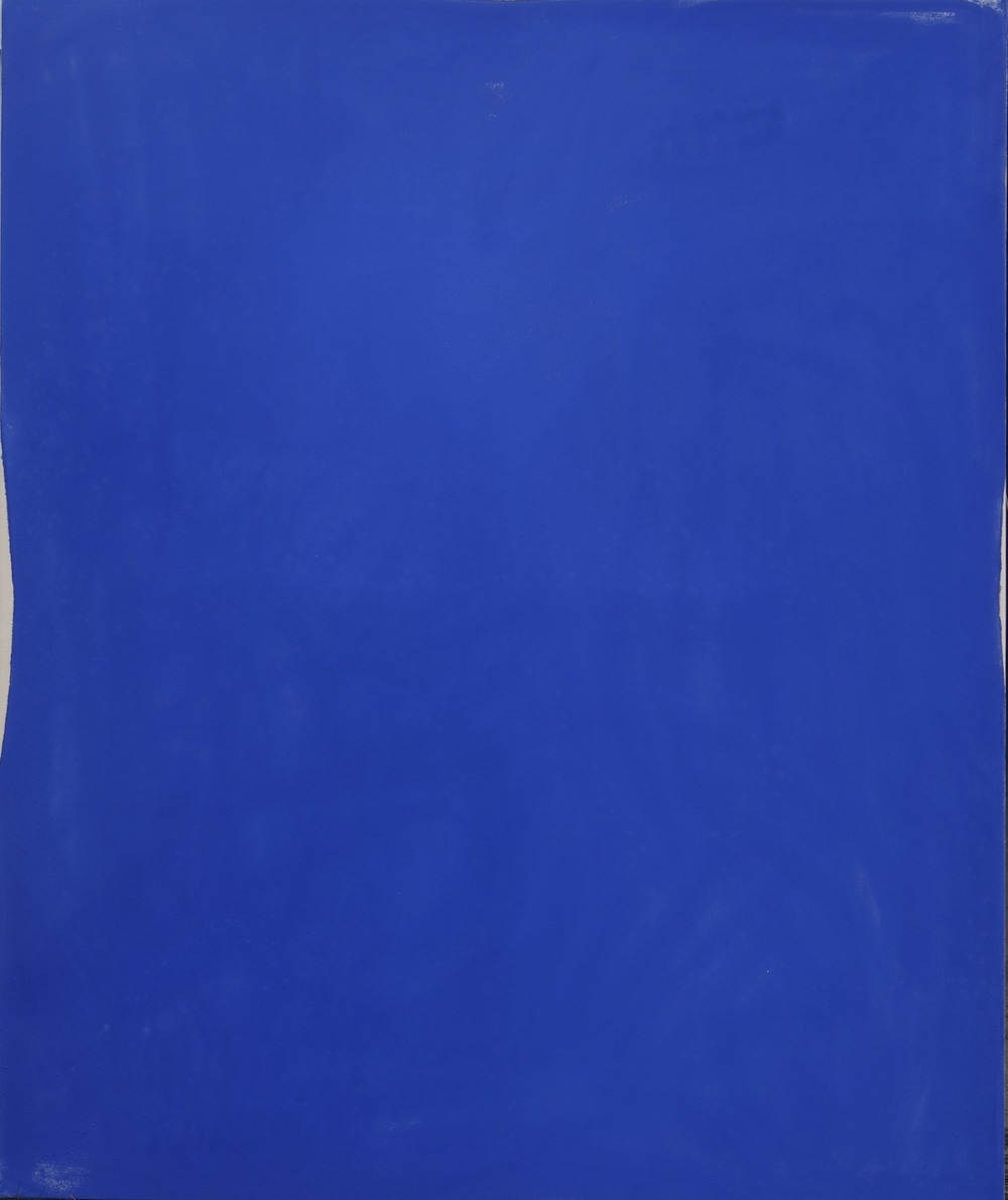 Blue Wash.