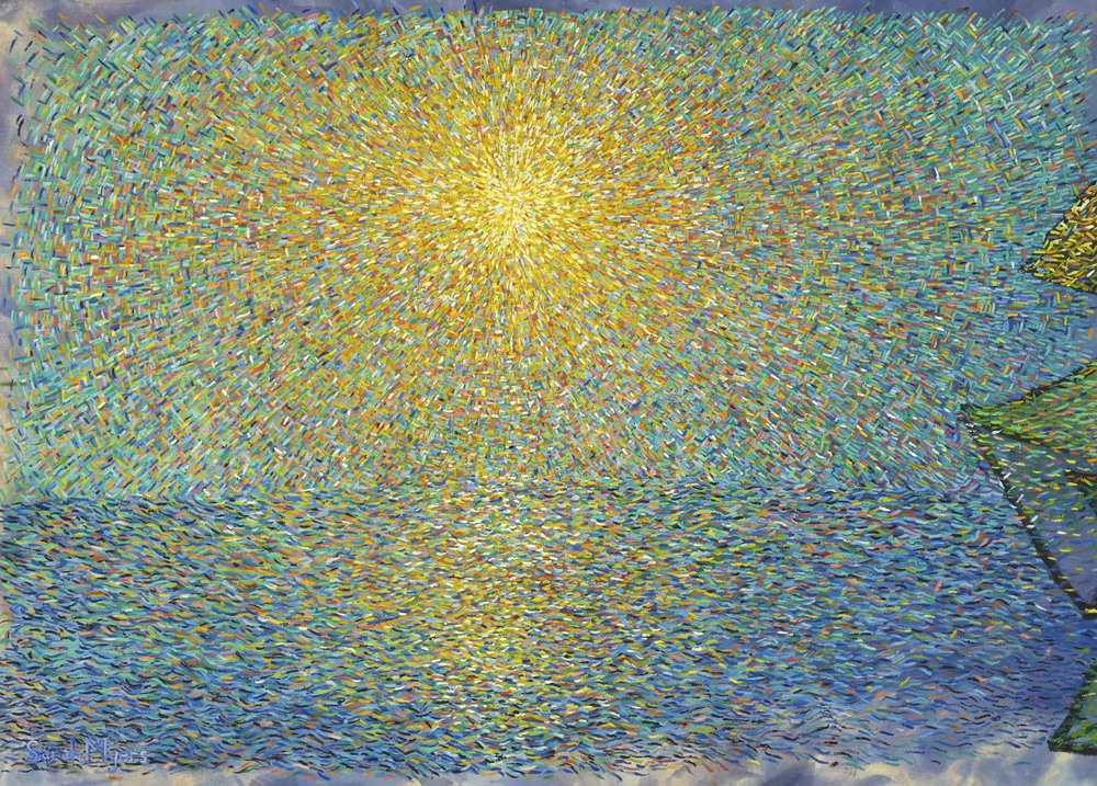 Sun over Sea.