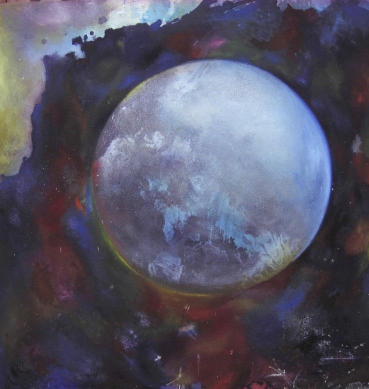 Earth Moon.