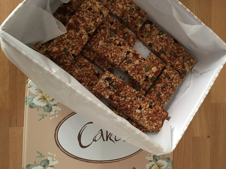 Favourite Granola Bars