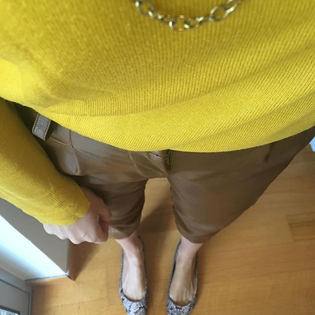 Ootd #mustard #tan #autumn #snakeprint