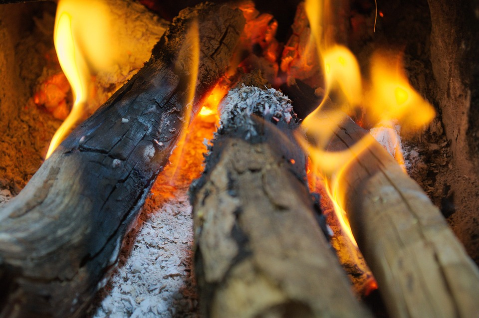 Watching a fire is a relaxing thing to do and that feeling of being all cosy but too much heat can also be too overbearing!