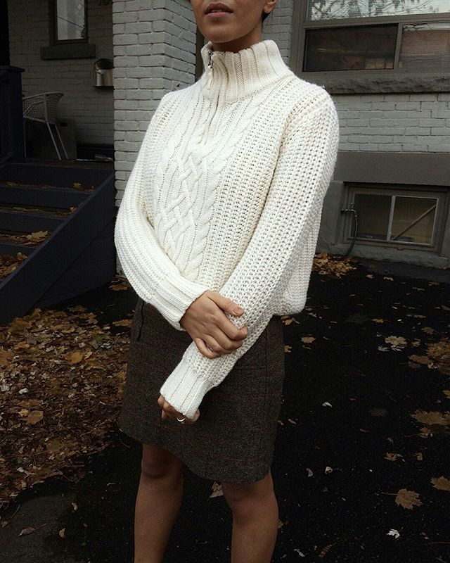 Wool sweater / size small / $25