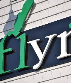 Flynn's Irish Pub Logo Design