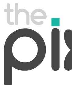 The Pixelist Logo Design