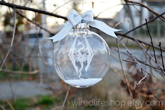 skyrim ornaments