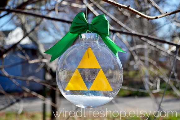 zelda ornaments