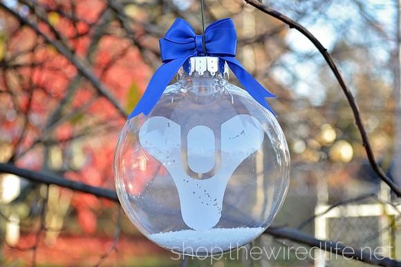 Destiny ornament