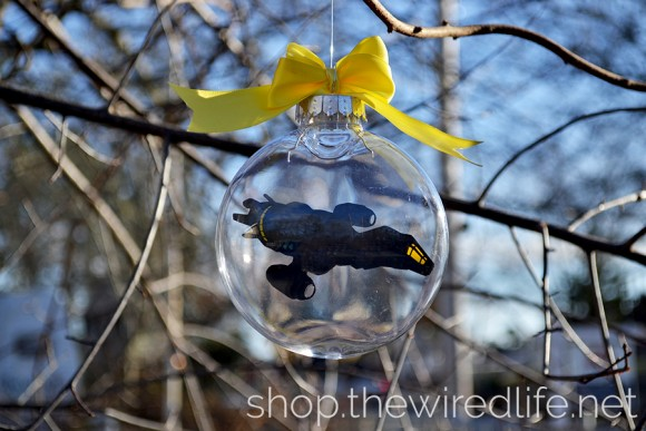 Firefly ornament