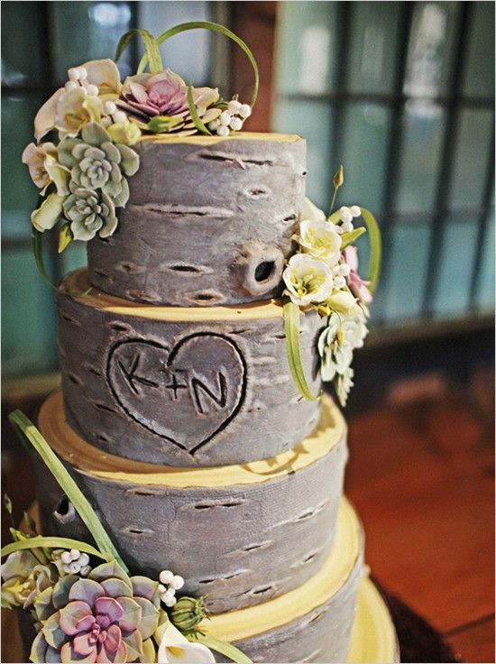 Inspiration picture - I wanted this minus the flowers.