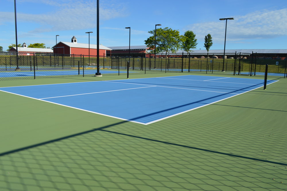 Pickleball Court - Picklebowl in Lake Odessa, Michigan