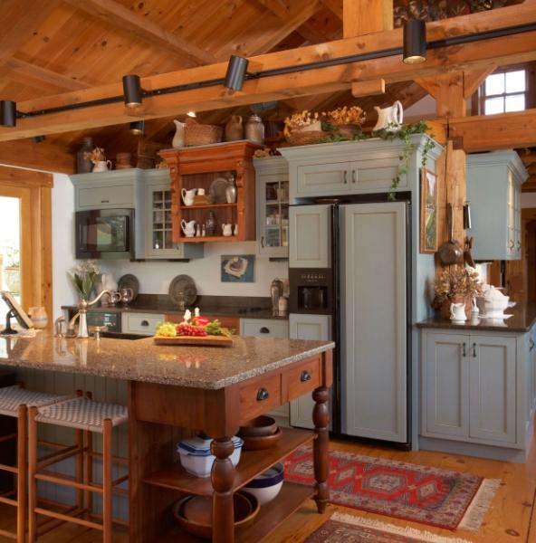 Village House.blue kitchen 2.jpg