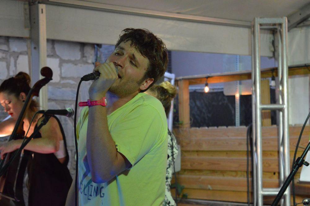 Ra Ra Riot performing this year at SXSW. (Spencer Dukoff)