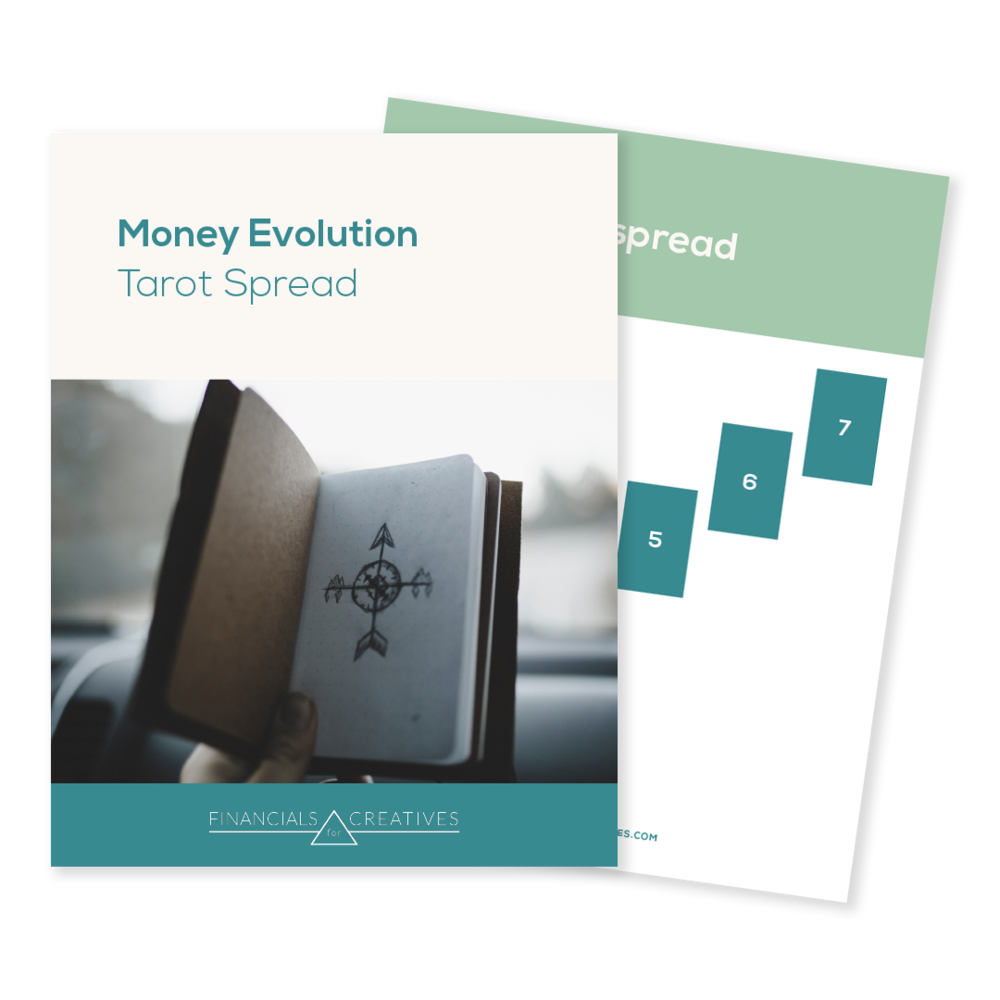 The Money Transformation Tarot Spread