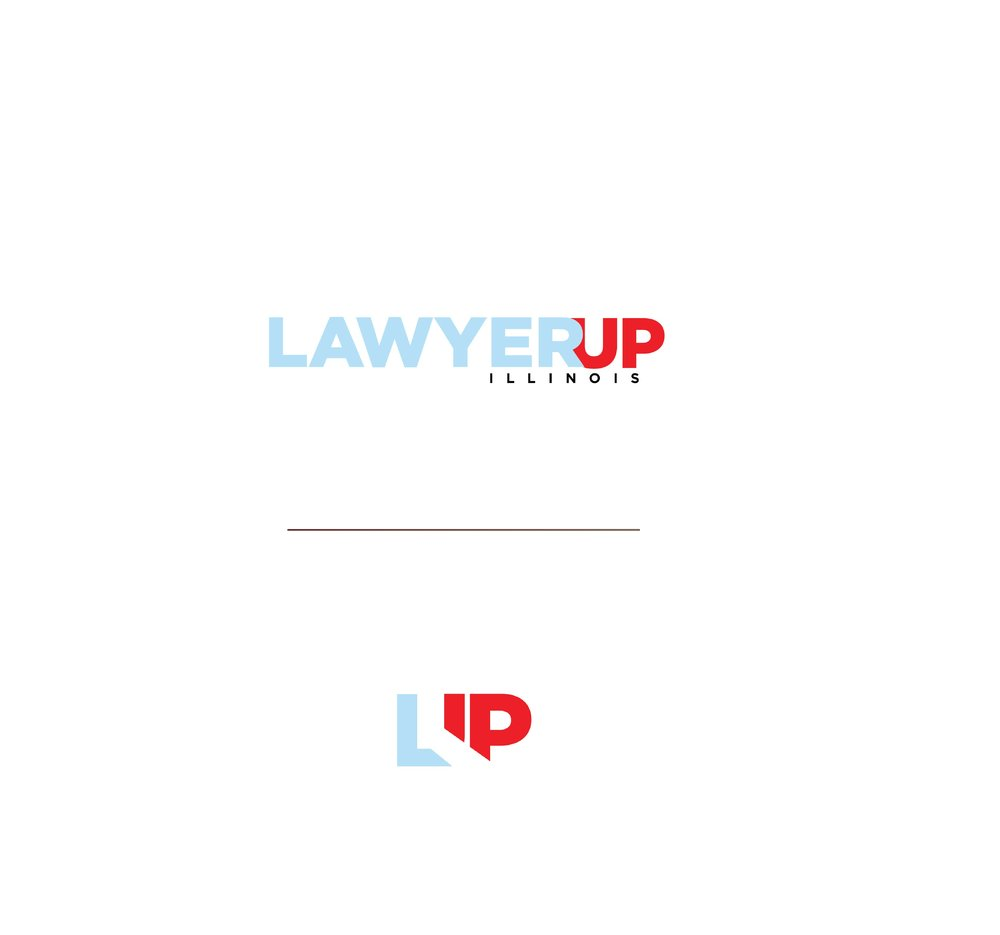 Logo - A typographic logo and monogram were created to depict the unshakable legal team when it comes to your defense. A monogram was created to use as a visual marker in situations where the full company logo can't be used while also being a creative visual element in the advertising and print materials.
