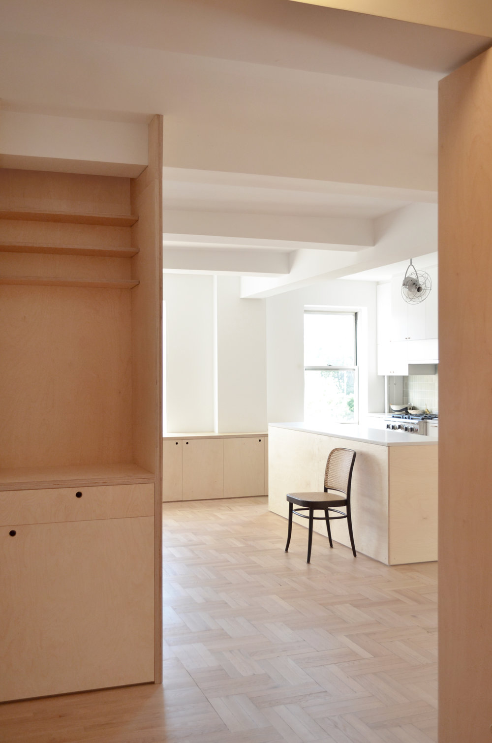 Lower East Side Apartment