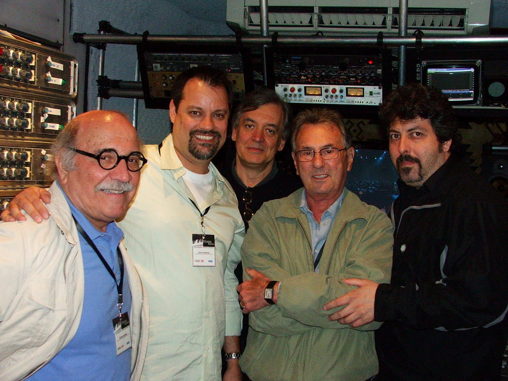 Diana Krall Live in Rio Crew 2008