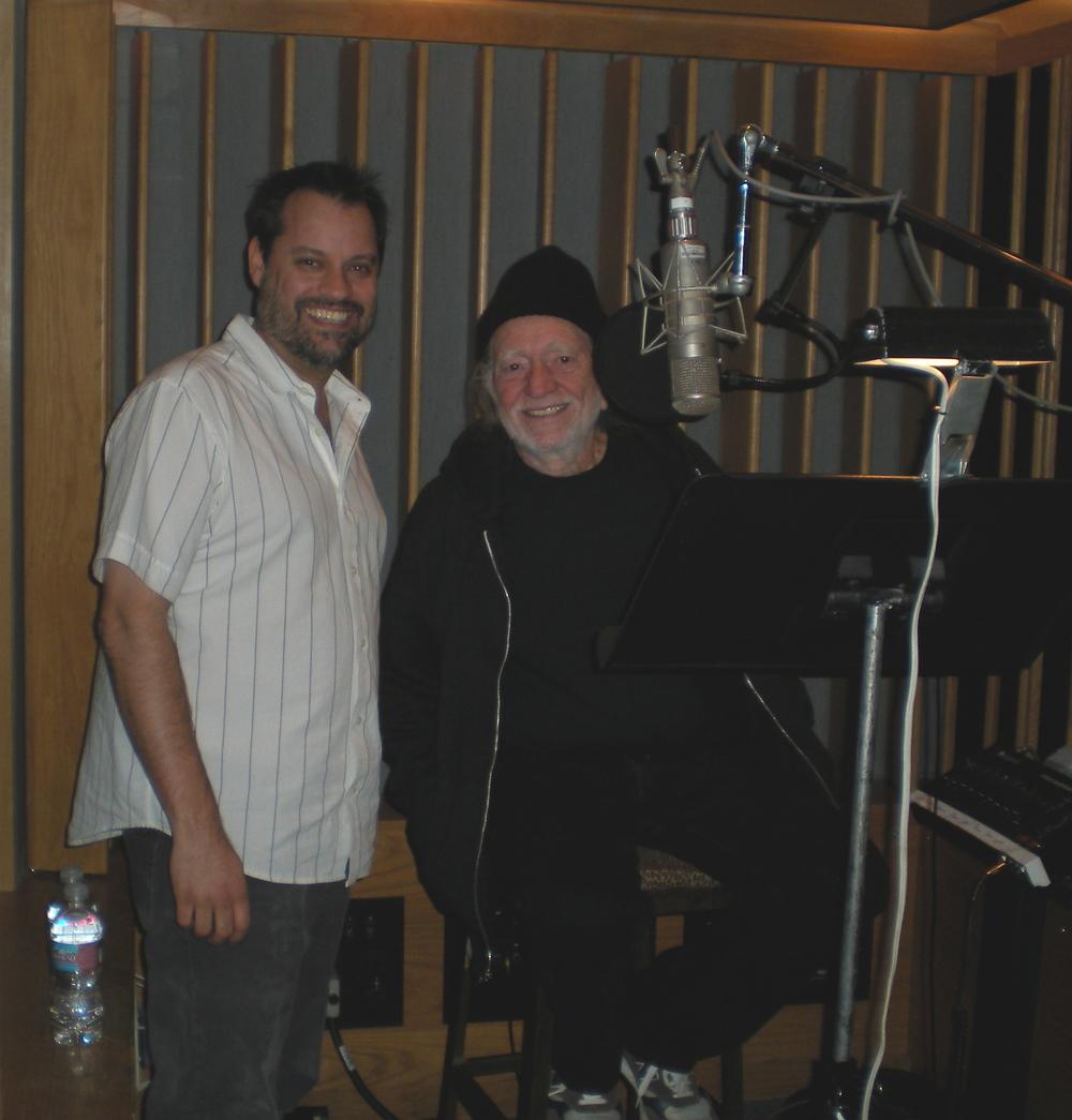 Steve & Willie Nelson 2009