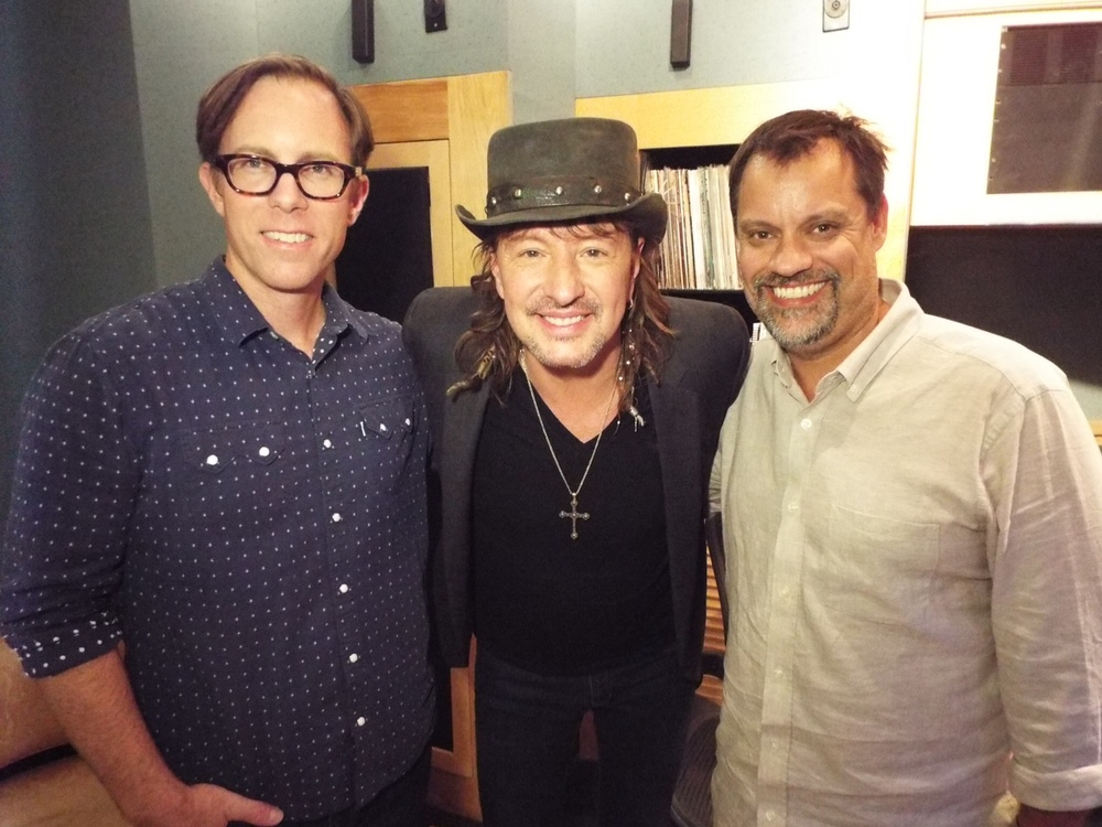 Kevin Bartley, Richie Sambora, SG 2014