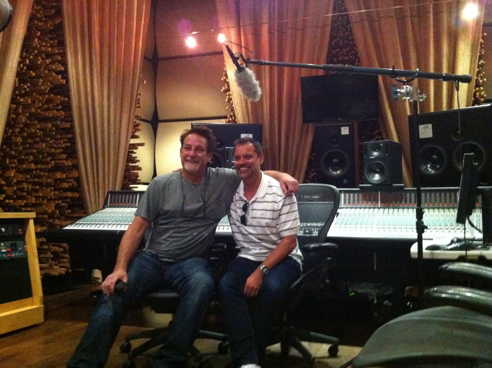 John McBride & Steve Blackbird Studios 2013