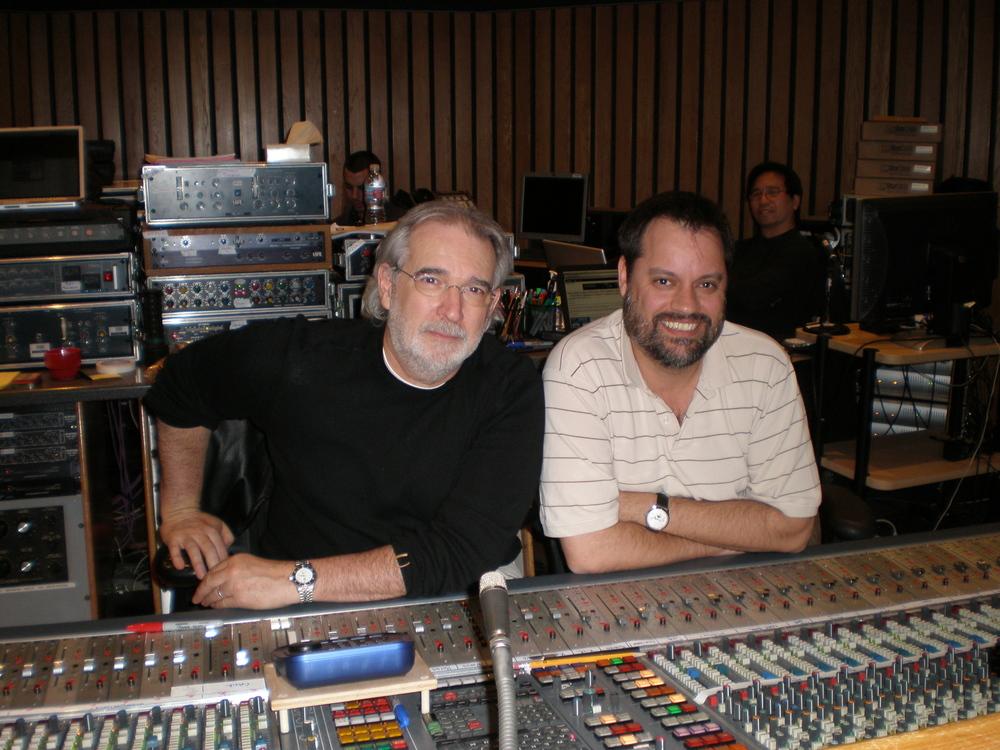 Tommy Vicari & Steve Oscars 2008