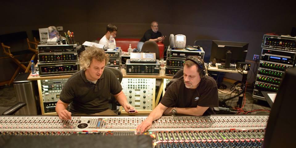 Chandler Harrod & Steve Oscars
