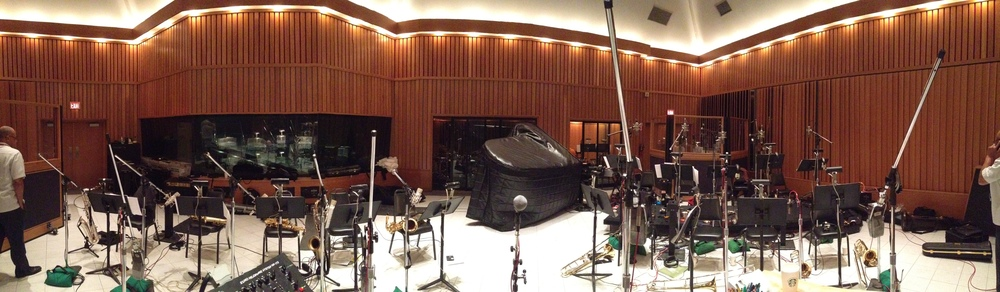Capitol Studios Big Band