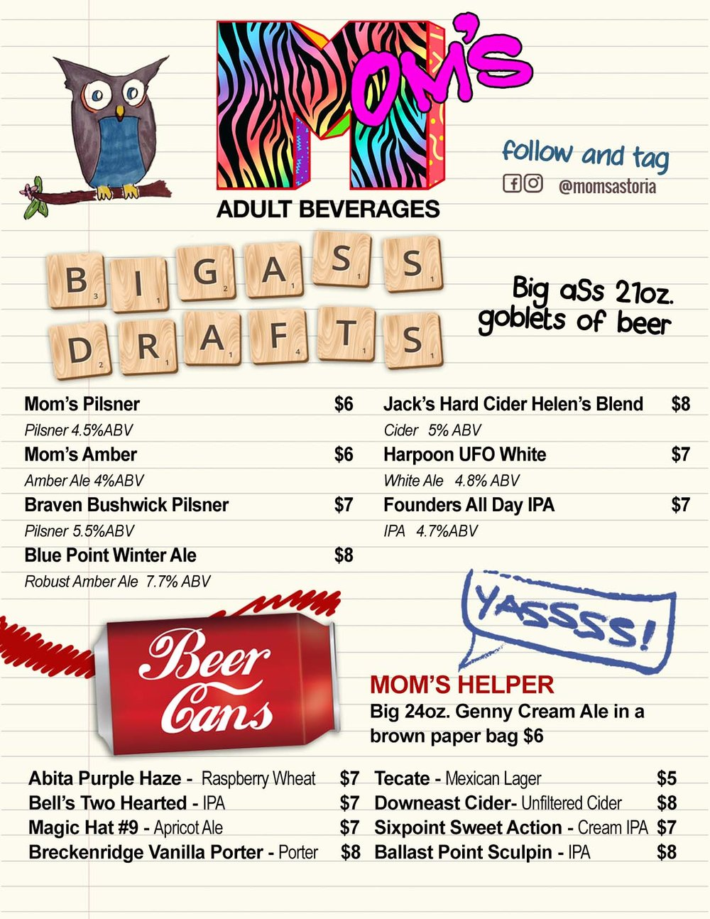 Mom's Beer Menu.jpg