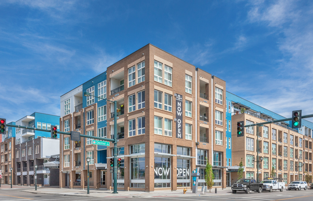 Alta City House       Wood Partners           280 Units