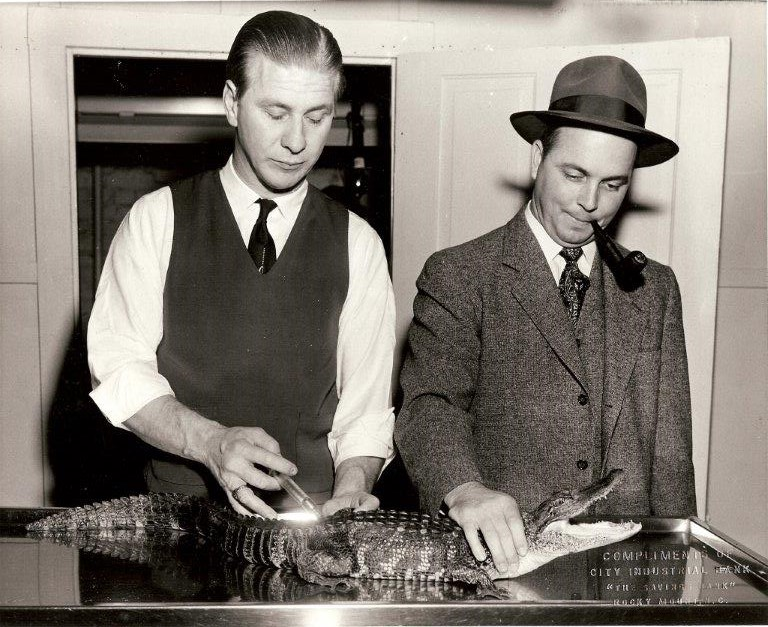 Dr. Robert early 1950's.jpg