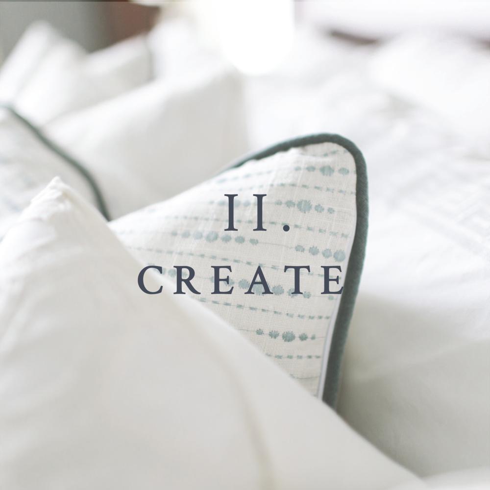 2. Create