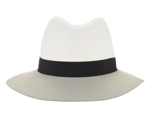 Rag and Bone Colorblock Floppy Brim Fedora.PNG