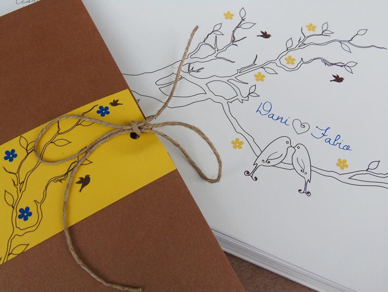 convite + envelope