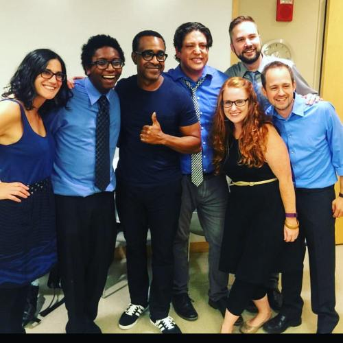 BCAF Performance with Tim Meadows