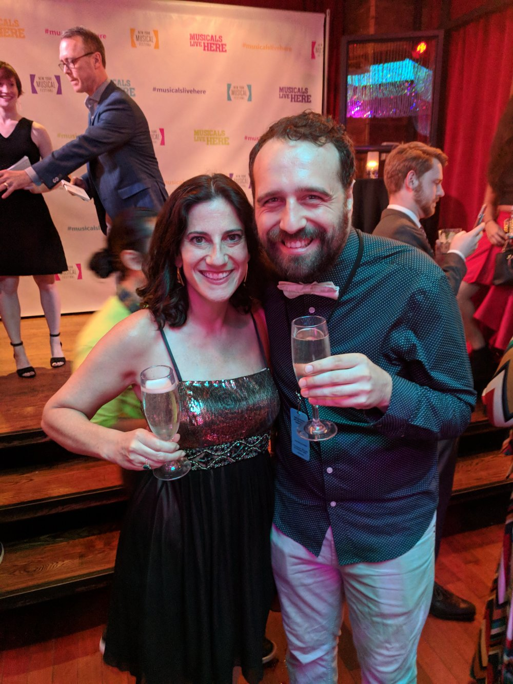 Celebrating Thicket & Thistle at NYMF