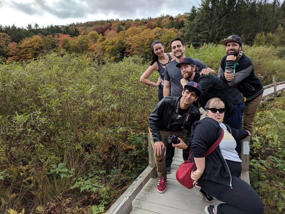 Fall Foliage Edition (Oct 2018)