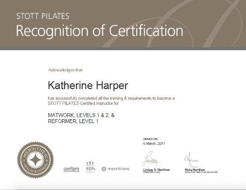 Stott Pilates — PILATES IN BRISTOL