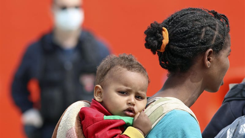 Al Jazeera  July 2014  Italy's disappearing migrants.   Read more →