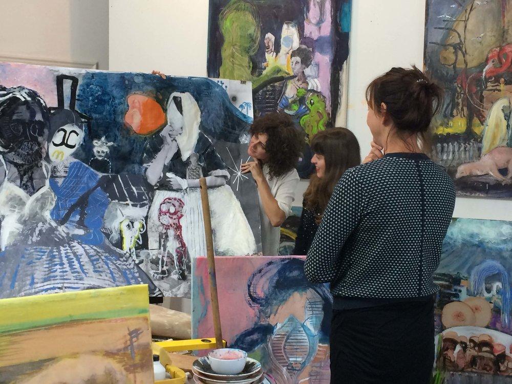 Studio Eva Schwab, 2016