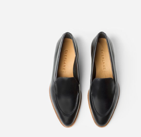 The Modern Loafer - 5 Places to Snag the Perfect Loafers & Mules for Fall -Sabine Forever - sabineforever.com.png