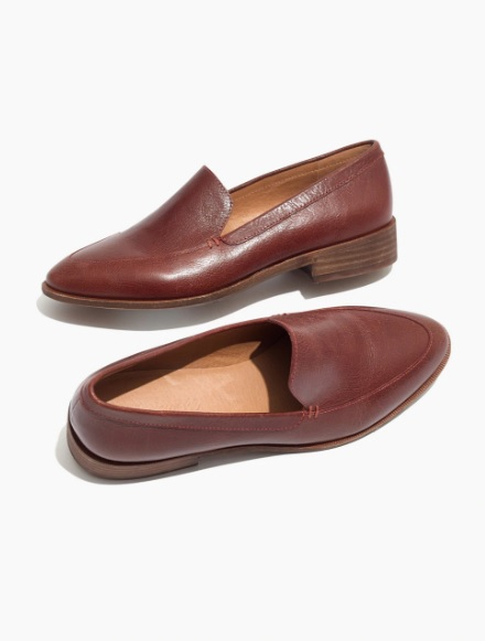 Brown Frances Loafers - 5 Places to Snag the Perfect Loafers & Mules for Fall -Sabine Forever - sabineforever.jpg
